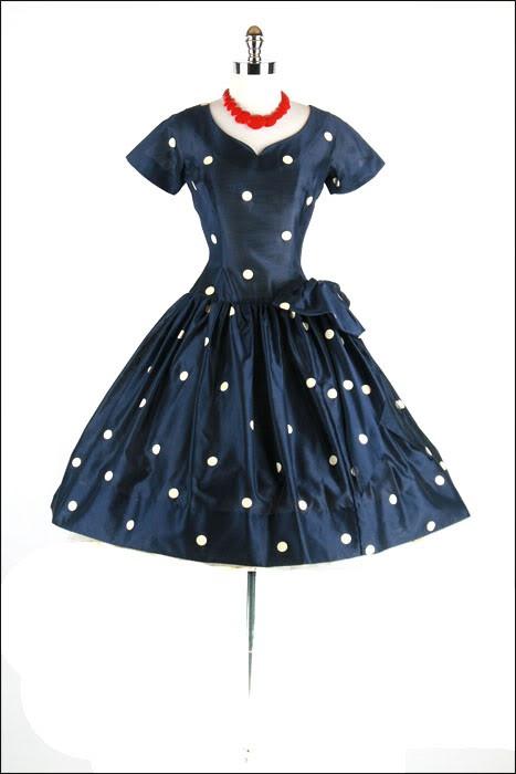 INSPIRACE - Super šaty ve stylu 50's - Obrázek č. 41