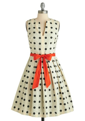 INSPIRACE - Super šaty ve stylu 50's - Obrázek č. 42