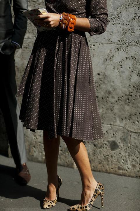INSPIRACE - Super šaty ve stylu 50's - Obrázek č. 43
