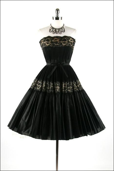 INSPIRACE - Super šaty ve stylu 50's - Obrázek č. 45