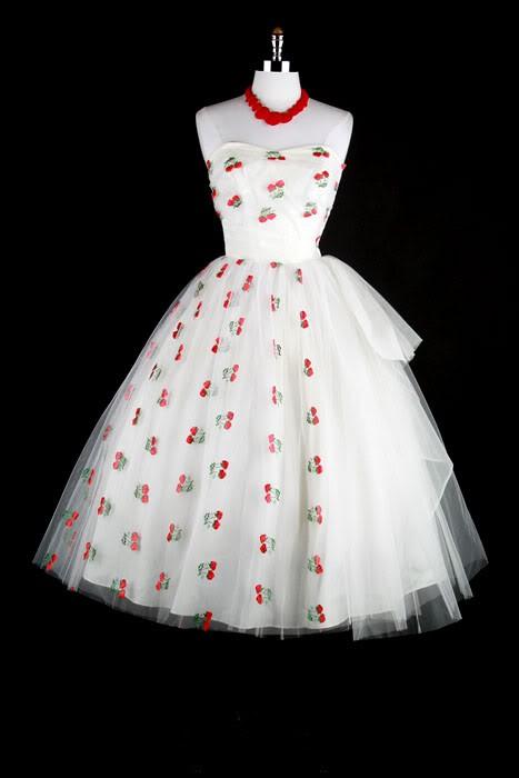INSPIRACE - Super šaty ve stylu 50's - Obrázek č. 46