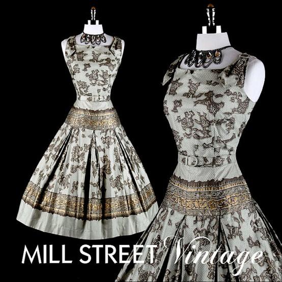 INSPIRACE - Super šaty ve stylu 50's - Obrázek č. 49