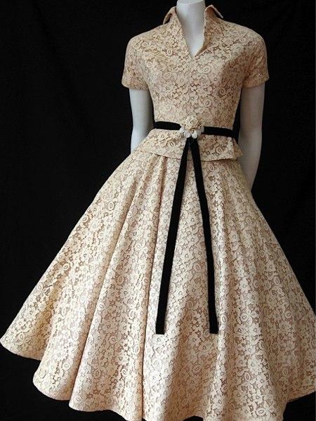 INSPIRACE - Super šaty ve stylu 50's - Obrázek č. 50