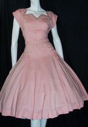 INSPIRACE - Super šaty ve stylu 50's - Obrázek č. 51