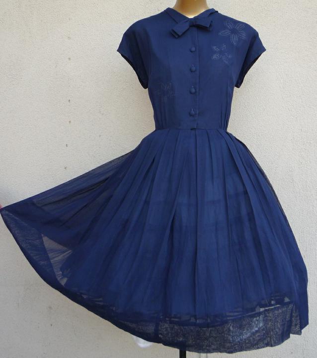 INSPIRACE - Super šaty ve stylu 50's - Obrázek č. 53