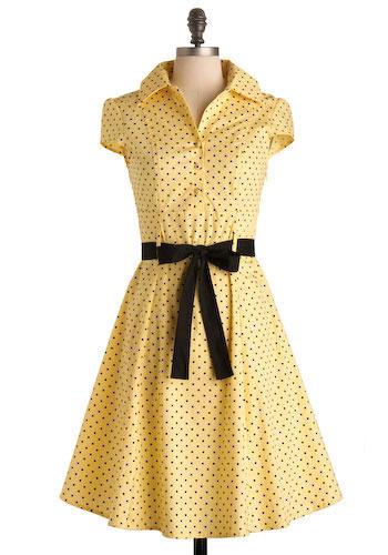 INSPIRACE - Super šaty ve stylu 50's - Obrázek č. 55