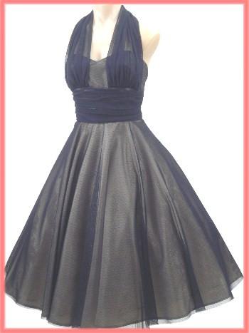 INSPIRACE - Super šaty ve stylu 50's - Obrázek č. 56
