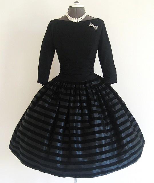 INSPIRACE - Super šaty ve stylu 50's - Obrázek č. 58