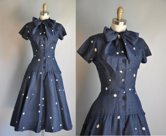 INSPIRACE - Super šaty ve stylu 50's - Obrázek č. 59