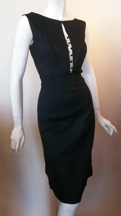 INSPIRACE - Super šaty ve stylu 50's - Obrázek č. 60