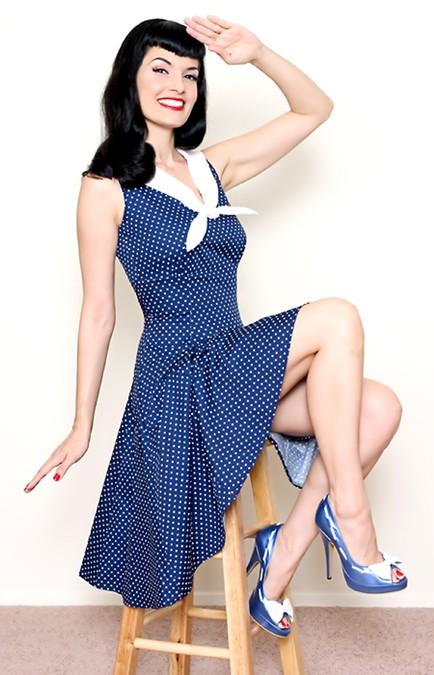 INSPIRACE - Super šaty ve stylu 50's - Obrázek č. 62