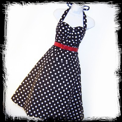 INSPIRACE - Super šaty ve stylu 50's - Obrázek č. 63