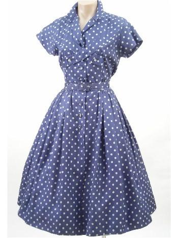 INSPIRACE - Super šaty ve stylu 50's - Obrázek č. 65