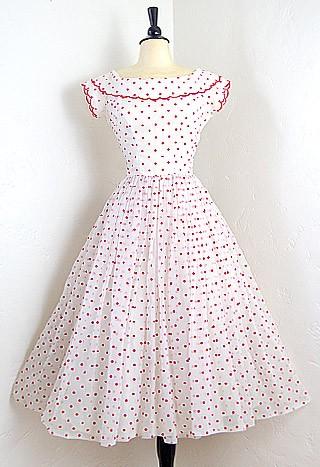 INSPIRACE - Super šaty ve stylu 50's - Obrázek č. 66
