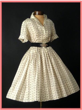 INSPIRACE - Super šaty ve stylu 50's - Obrázek č. 68