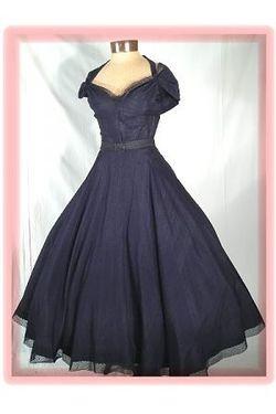 INSPIRACE - Super šaty ve stylu 50's - Obrázek č. 71