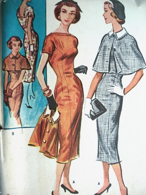 INSPIRACE - Super šaty ve stylu 50's - Obrázek č. 73