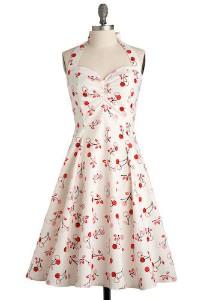 INSPIRACE - Super šaty ve stylu 50's - Obrázek č. 75