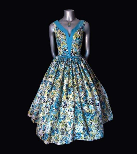 INSPIRACE - Super šaty ve stylu 50's - Obrázek č. 76