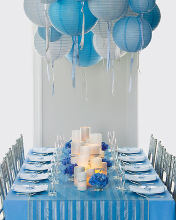 INSPIRACE - Kombinace s modrou (odstíny modré, s bílou, s černou, se zlatou, se zelenou, s hnědou, ...) - Obrázek č. 32