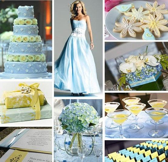 INSPIRACE - Kombinace s modrou (odstíny modré, s bílou, s černou, se zlatou, se zelenou, s hnědou, ...) - Obrázek č. 85