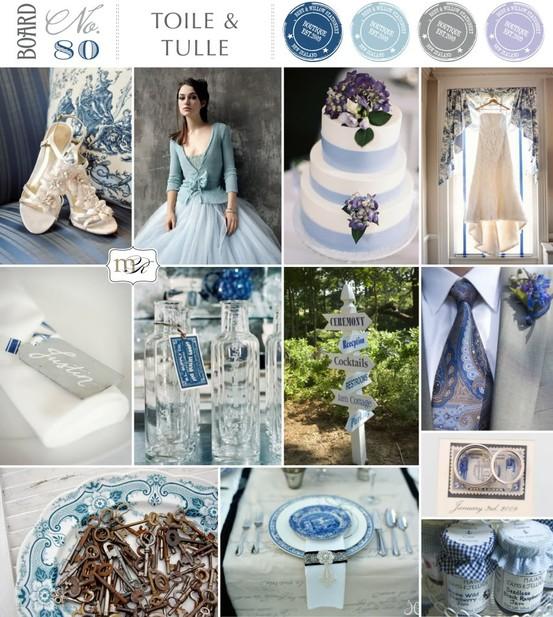 INSPIRACE - Kombinace s modrou (odstíny modré, s bílou, s černou, se zlatou, se zelenou, s hnědou, ...) - Obrázek č. 65
