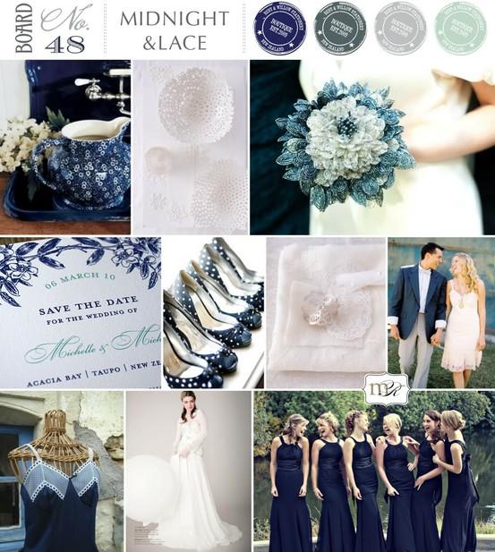 INSPIRACE - Kombinace s modrou (odstíny modré, s bílou, s černou, se zlatou, se zelenou, s hnědou, ...) - Obrázek č. 53