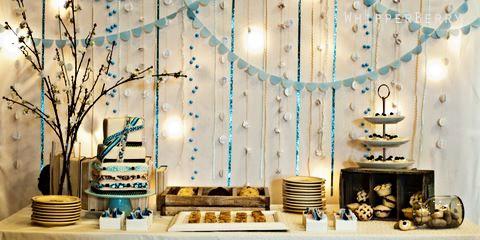 INSPIRACE - Kombinace s modrou (odstíny modré, s bílou, s černou, se zlatou, se zelenou, s hnědou, ...) - Obrázek č. 83
