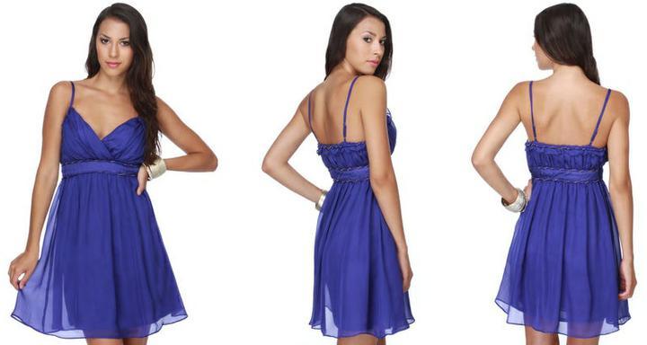 INSPIRACE - Kombinace s modrou (odstíny modré, s bílou, s černou, se zlatou, se zelenou, s hnědou, ...) - Obrázek č. 8