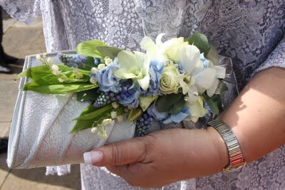 INSPIRACE - Kombinace s modrou (odstíny modré, s bílou, s černou, se zlatou, se zelenou, s hnědou, ...) - pro maminky