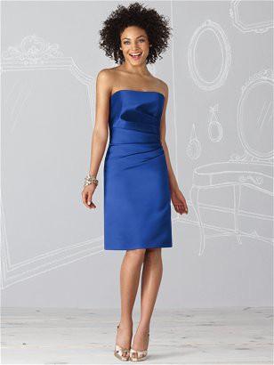 INSPIRACE - Kombinace s modrou (odstíny modré, s bílou, s černou, se zlatou, se zelenou, s hnědou, ...) - Obrázek č. 5