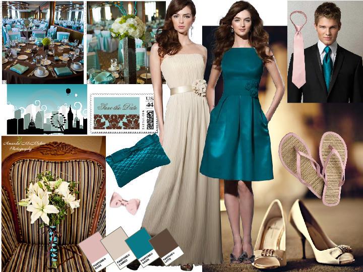 INSPIRACE - Kombinace s modrou (odstíny modré, s bílou, s černou, se zlatou, se zelenou, s hnědou, ...) - Obrázek č. 94