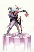 SUPERHRDINOVÉ Joker a Harley