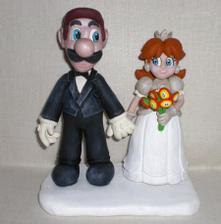 Luigi a Daisy