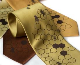levnější varianta - nakoupit kravaty a razítka a trochu si pohrát