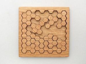 Dárky-puzzle plástev