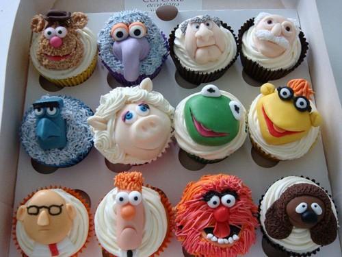 Sladký koutek (zajímavé nápady na cuppycakes, nezvyklé dorty, macarons atd. nejen na svatbu) - Obrázek č. 2