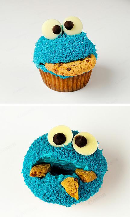 Sladký koutek (zajímavé nápady na cuppycakes, nezvyklé dorty, macarons atd. nejen na svatbu) - Obrázek č. 4