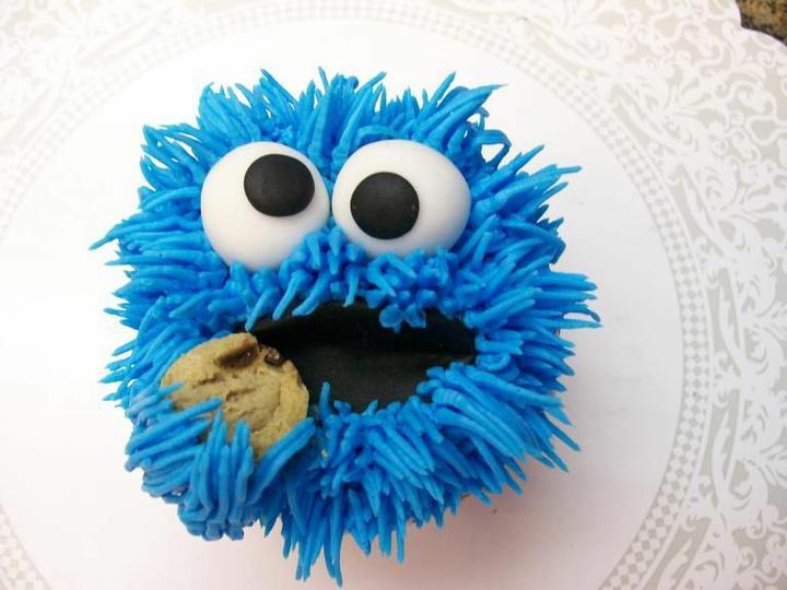 Sladký koutek (zajímavé nápady na cuppycakes, nezvyklé dorty, macarons atd. nejen na svatbu) - Obrázek č. 5