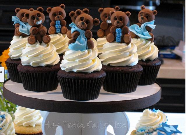 Sladký koutek (zajímavé nápady na cuppycakes, nezvyklé dorty, macarons atd. nejen na svatbu) - Obrázek č. 25