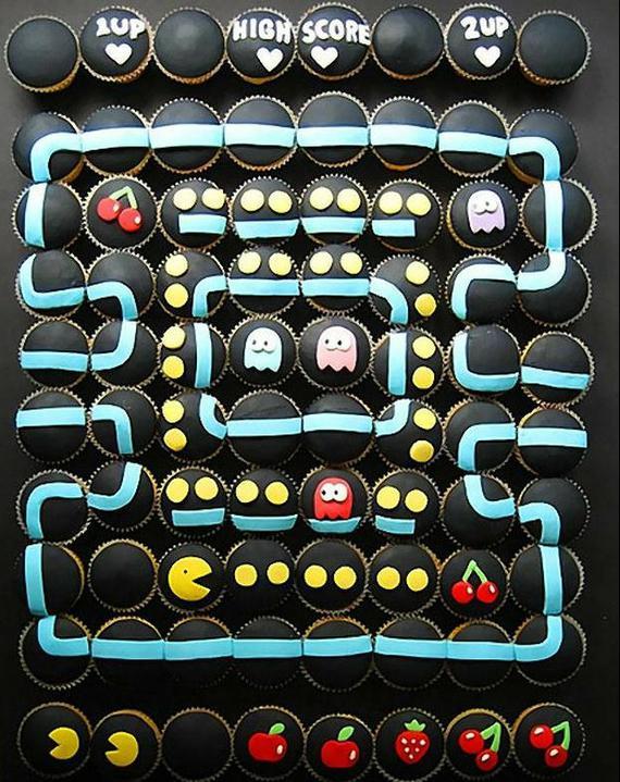 Sladký koutek (zajímavé nápady na cuppycakes, nezvyklé dorty, macarons atd. nejen na svatbu) - PC hra - Pacman