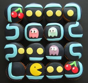 Sladký koutek (zajímavé nápady na cuppycakes, nezvyklé dorty, macarons atd. nejen na svatbu) - Obrázek č. 27