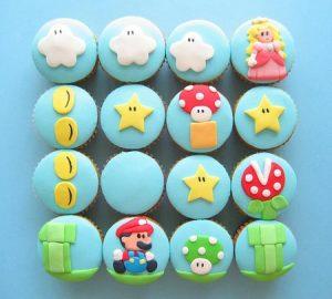 Sladký koutek (zajímavé nápady na cuppycakes, nezvyklé dorty, macarons atd. nejen na svatbu) - PC hra - Mario