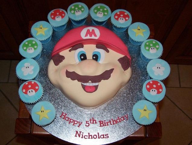 Sladký koutek (zajímavé nápady na cuppycakes, nezvyklé dorty, macarons atd. nejen na svatbu) - Obrázek č. 30