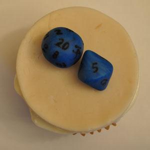 Sladký koutek (zajímavé nápady na cuppycakes, nezvyklé dorty, macarons atd. nejen na svatbu) - HERNÍ TEMATIKA dungeons & dragons