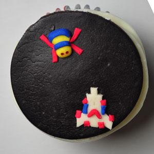 Sladký koutek (zajímavé nápady na cuppycakes, nezvyklé dorty, macarons atd. nejen na svatbu) - Galaga