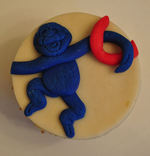 Sladký koutek (zajímavé nápady na cuppycakes, nezvyklé dorty, macarons atd. nejen na svatbu) - barrel of monkeys