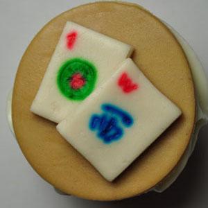 Sladký koutek (zajímavé nápady na cuppycakes, nezvyklé dorty, macarons atd. nejen na svatbu) - Mah Jong