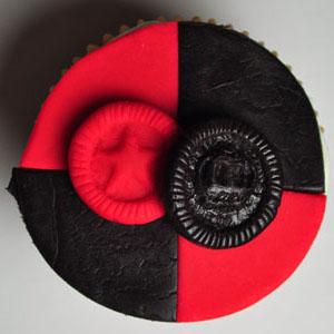 Sladký koutek (zajímavé nápady na cuppycakes, nezvyklé dorty, macarons atd. nejen na svatbu) - checkers