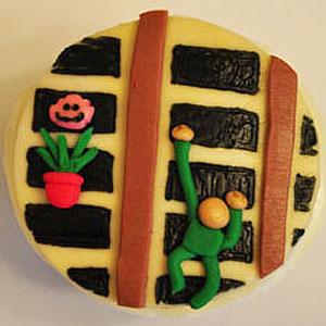 Sladký koutek (zajímavé nápady na cuppycakes, nezvyklé dorty, macarons atd. nejen na svatbu) - Crazy Climber
